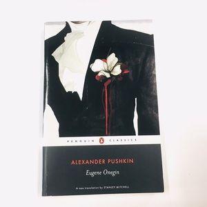 """Alexander Pushkin """"Eugene Onegin"""""""